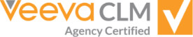 Veeva CLM Agency Certified