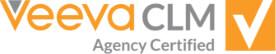 Veeva CLM Agency Certified